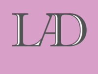 LAD monogram