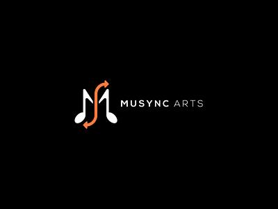 Musync adobe illustrator design sign icon design logo logodesign artist music graphic design
