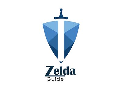 Zelda Guide - Logo Design brand design design vector brand identity brand zeldaguide minimalist logo minimalism illustrator adobe graphic 30daysofdesign logocore logodesign logo 30daychallenge