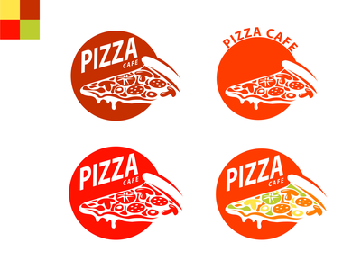 Logo design pizza logo pizza adobe illustrator illustration minimalist adobe brand design 30daylogochallenge vector 30daychallenge logodesign logo