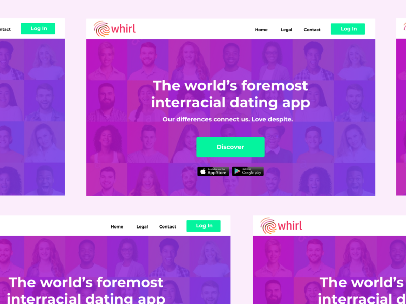 Whirl Website