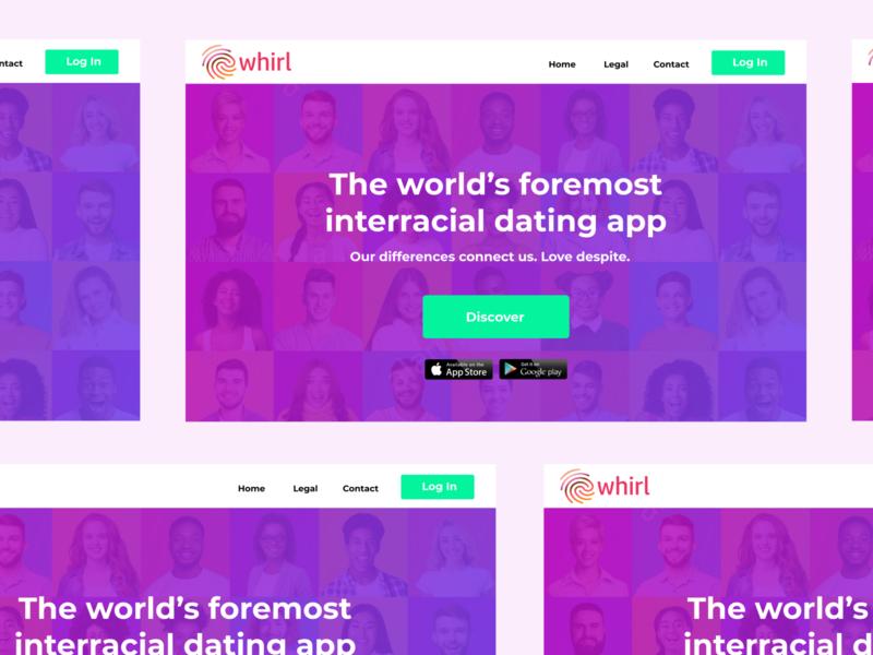 Whirl Website