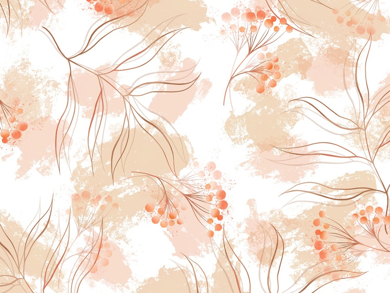 "pattern design ""Autumn vibes"" fall autumn packaging pattern for print illustrated pattern illustration patterns design pattern designer pattern design pattern"