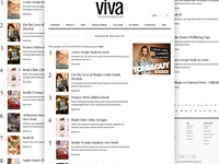 Viva - Search Result Page
