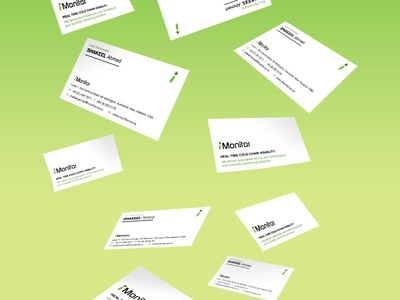 Business Card - iMonitor