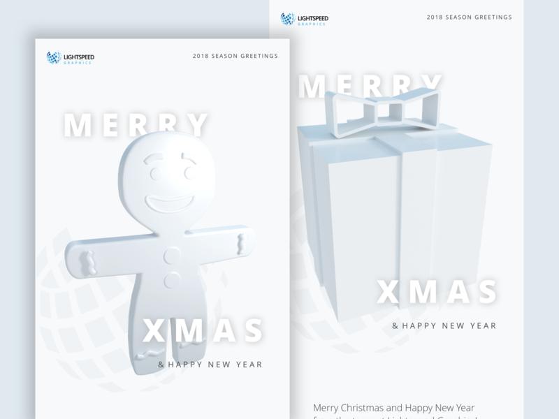 LSG Christmas Email email art direction illustration responsive ui ux design