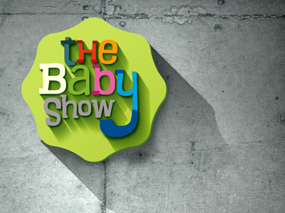 The Baby Show baby colourful fun mothers show birth kids custom type