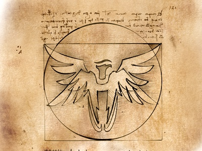 The Vitruvian Eagle