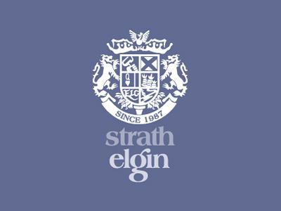 Strath Elgin logo crest rudy