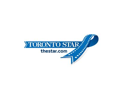 Toronto Star Movies logo movies rudy blue