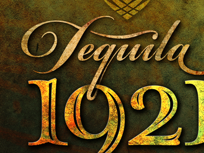 Tequila 1921 tequila rudy type