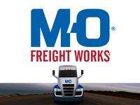 M O Freight Rebrand