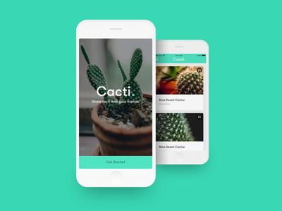 Cacti App
