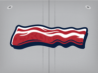 "Lehigh Valley IronPigs ""Bacon"""