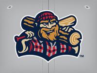 """Williamsport Crosscutters """"Lumberjack"""""""