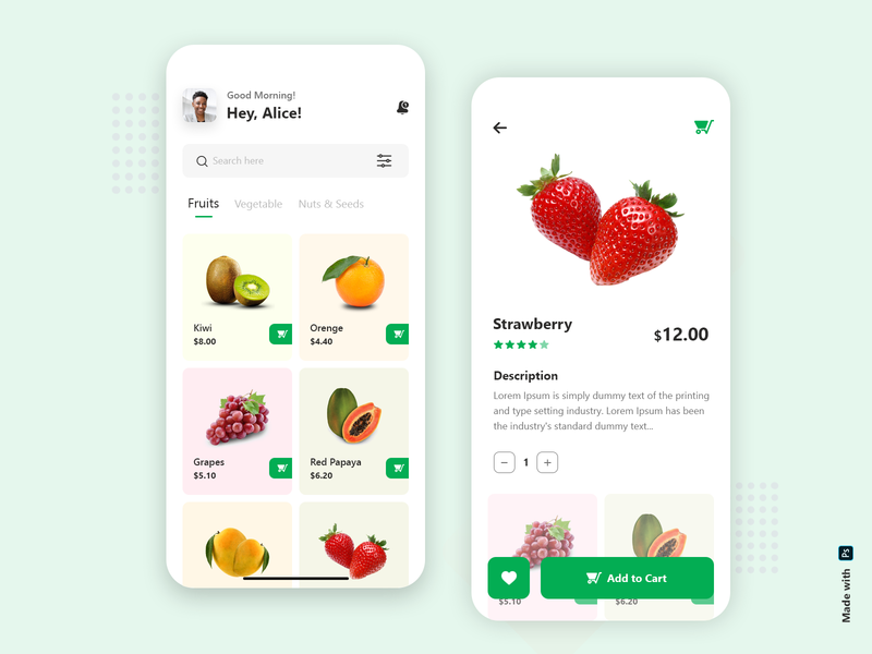 Online grocery store business category find filter delivery service business online grocery food logo delivery minimal creative branding best app xd design colorful