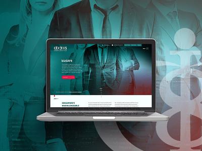 Credible Calibre in Style - Mockup Website Design web design psd mockup