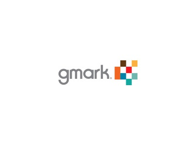Gmark gmark logo brand typo agency