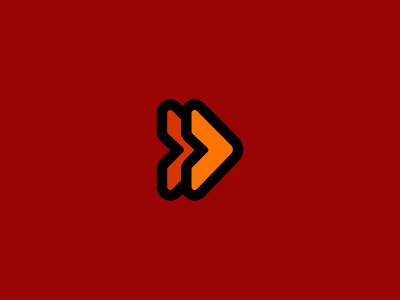 NextStop vector design proposal color branding brand logo growth right flechas arrow next stop pit stop