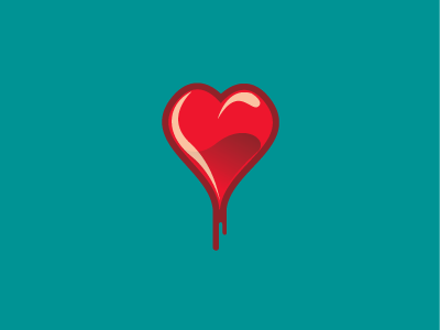 Heart heart blood
