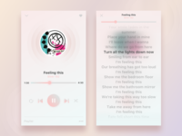 Music Player A