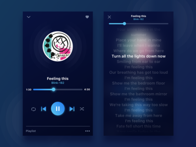 Music Player B