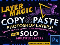 LayerMagic PS Plugin