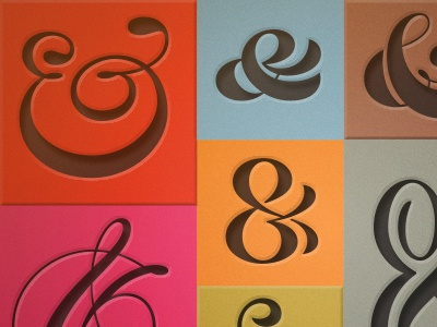 Creative Market Ampersands ampersands creativemarket