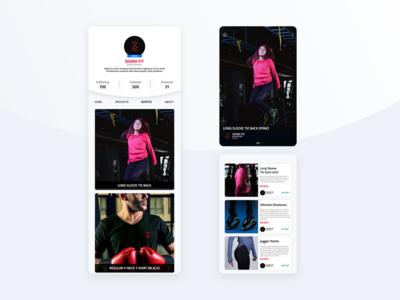 Vendor Screen 2