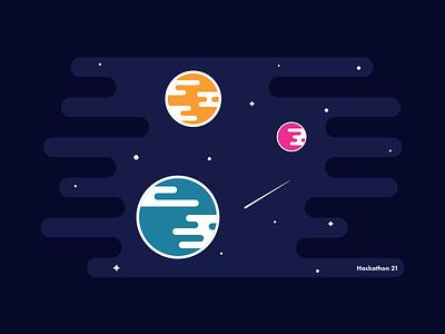 Hackathon 21: Space