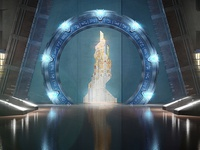 Stargate Atlantis Gate | 3D model