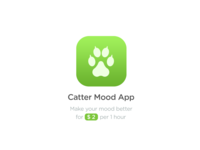 Logo | Catter Mood App | Mobile App
