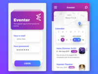 Eventer | Mobile App