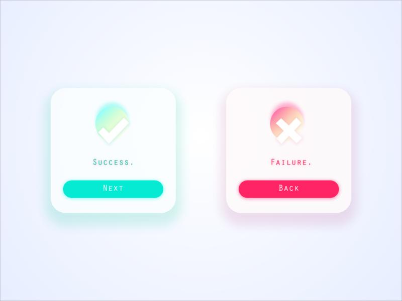 DailyUI #011 minimalism flash message app ui ui design design dailyui
