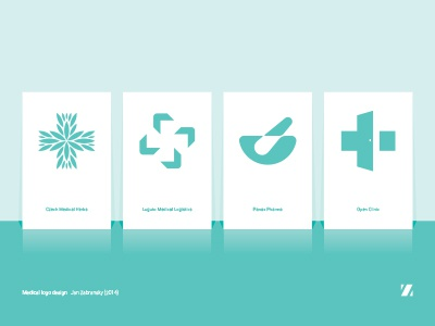 Medical Logo Design Zabransky