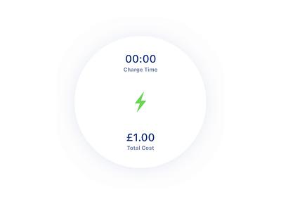Barlows App product design electric vehicle ev interface timer ui timer mobile app native app app ux design ui design ux ui