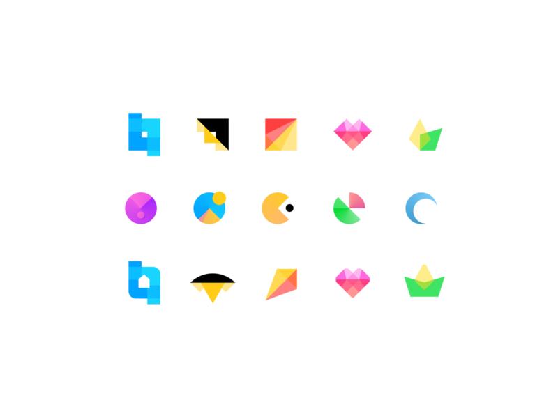 Logo exploration logo illustration logos