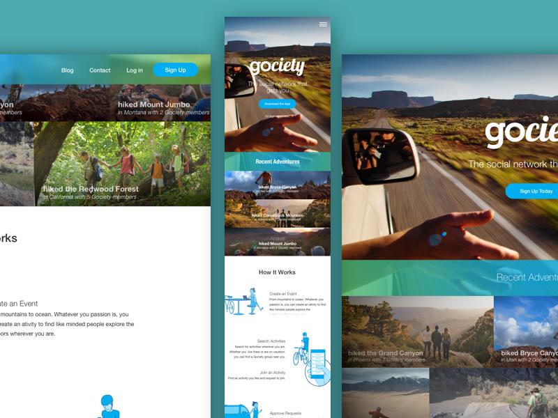 Responsive Website Concept website responsive