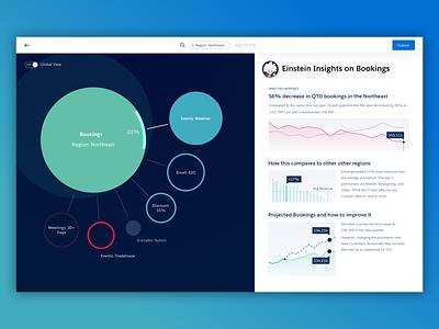 Data Exploration einstein analytics salesforce data data visualization