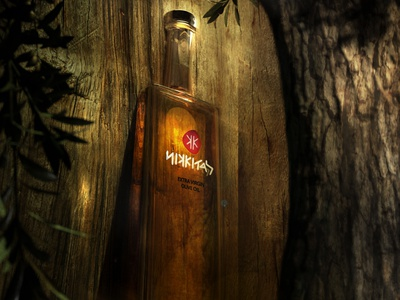 oil glass 3D logo branding blender design poster 3d art modeling graphicdesign graphic 3d