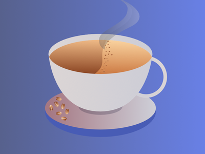 Coffee vector photo icon logo illustration design
