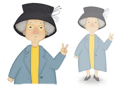 Illustration for a children's book, character des childrens book childrens illustration character design illustration