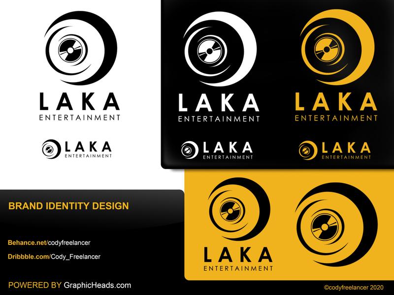 Logo Design brand identity entertainment brand design logos logodesignchallenge logodesignersclub logodesign brand identity design branding design