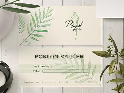 Gift Voucher design graphicdesign vector logo illustration branding typography logodesign graphicdesigner