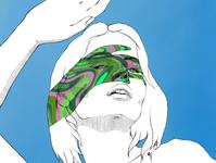 Sunlight colors design photoshop illustration digitalart lineart