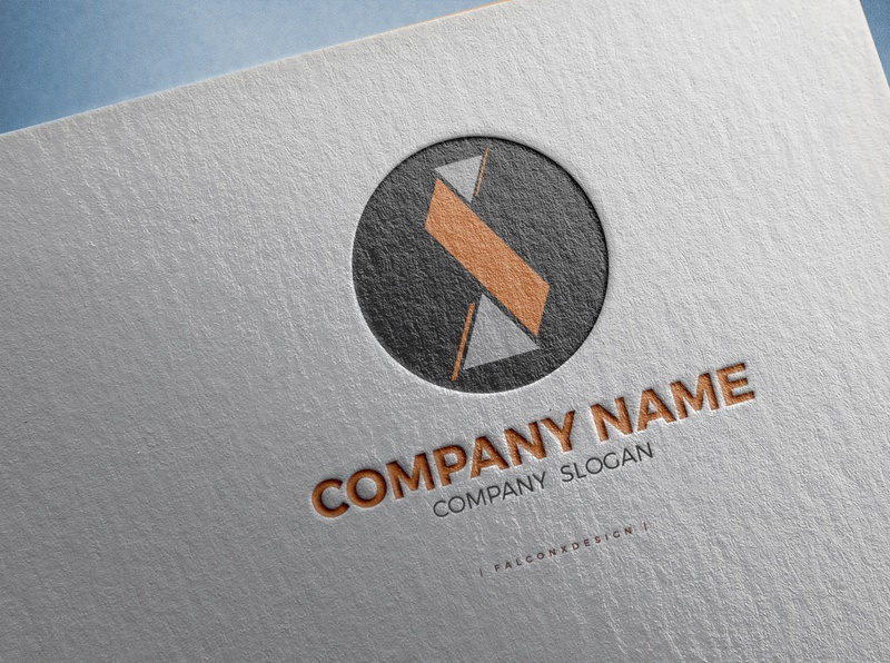 Logo ideal for corperate company design illustration logo identity branding