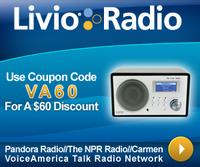 Livio Radio Web Banner