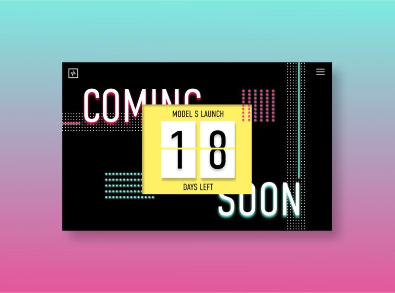 UI Challenge 14: Countdown Timer countdown timer figma dailyuichallenge dailyui