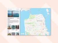 UI Challenge 29: Map map figma dailyuichallenge dailyui