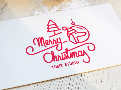 Christmas card holidays calligraphy handstyle script handlettered white sketch lettering logo typography christmas